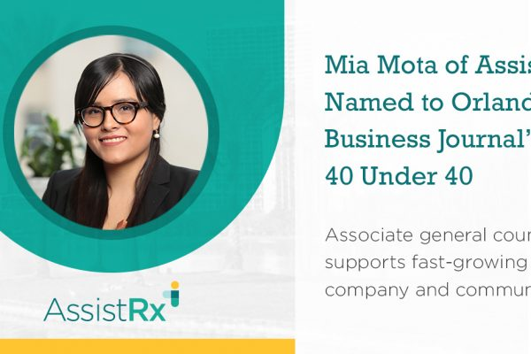 General Counsel Mia Mota Named to Orlando Business Journal's 40 Under 40
