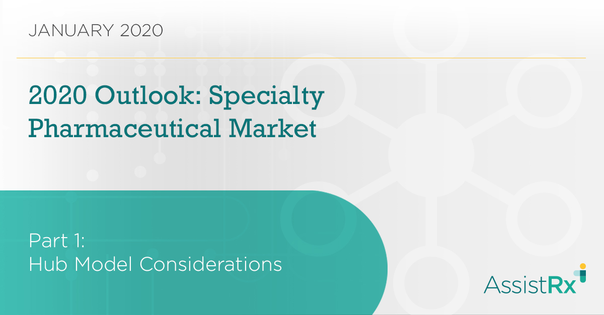 AssistRx's 2020 Outlook: Specialty Pharmaceutical Market Pt. 1 – Hub Model Considerations