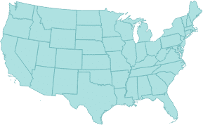Regional iAssist support across the United States
